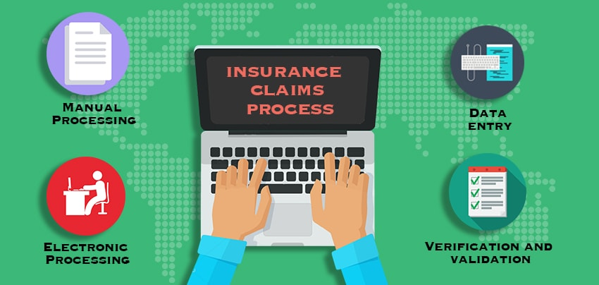 How does the insurance claims process